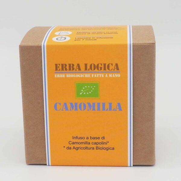 camomilla scatola 15 filtri