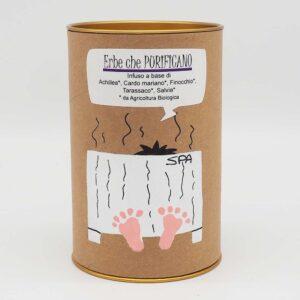 erbe che purificano barattolo 20 filtri