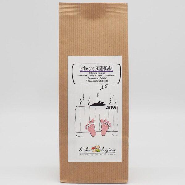 erbe che purificano sacchetto 15 filtri