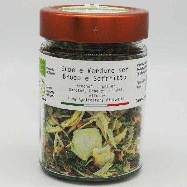erbe per brodo soffritto barattolo 60 gr