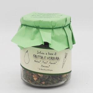 infuso frutta verdura ortica barattolo 40 gr.