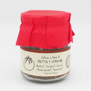 infuso frutta verdura pomodoro barattolo 40 gr