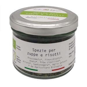 spezie per zuppe e risotti