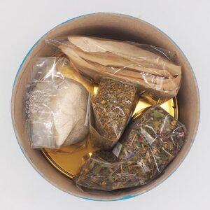 infuso 17 interno barattolo degustazione