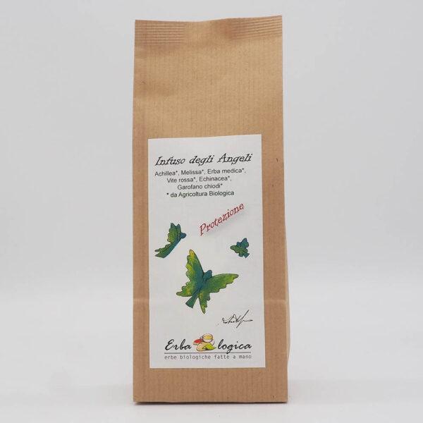 infuso degli angeli protezione sacchetto 15 filtri