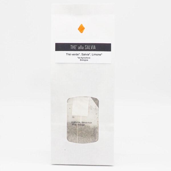 the verde salvia limone sacchetto 15 filtri