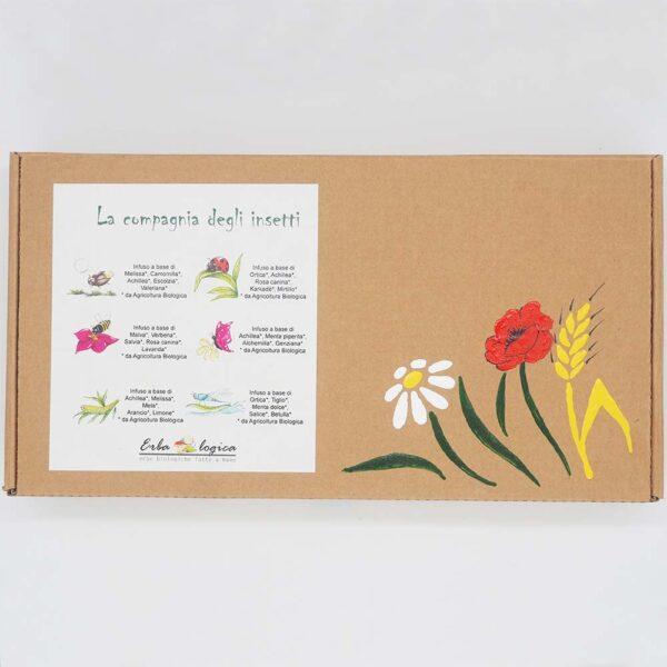 Compagnia degli insetti scatola degustazione
