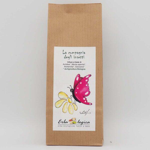 infuso farfalla sacchetto 15 filtri