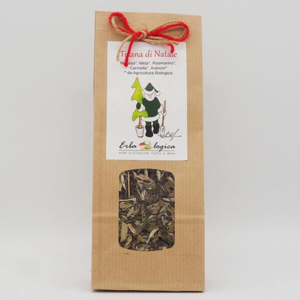 tisana di natale albero sacchetto 50 gr sfuso